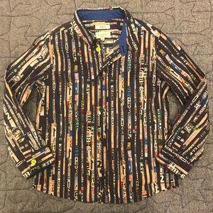Paul Smith Junior Slim Fit Shirt